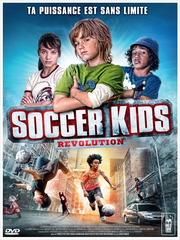 Soccer Kids - Revolution [TRUEFRENCH DVDRiP]