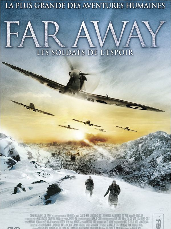 [RG] Far Away : Les soldats de l'espoir [BDRiP] VOSTFR