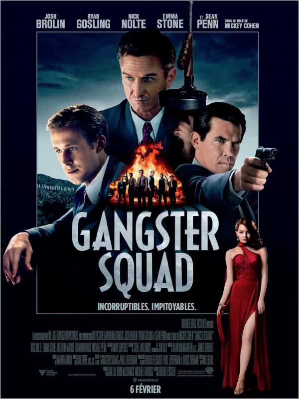 [MULTI] Gangster Squad [R6 HDRip VOSTFR] [MP4]