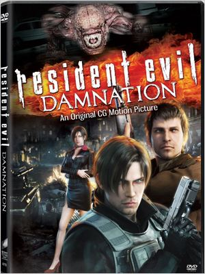 [MULTI] Resident Evil: Damnation [BDRiP]
