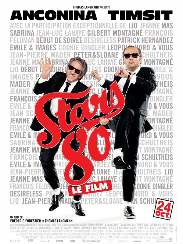 Stars 80 ddl