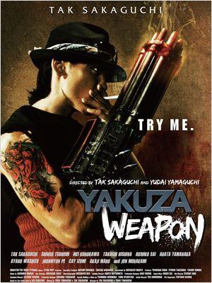 Yakuza Weapon (2012) FRENCH [ DVDRiP ]
