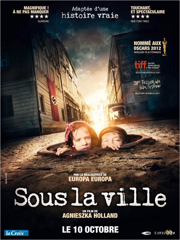 Sous la ville (In Darkness) (2012) [FRENCH] [BDRiP] [AC3]