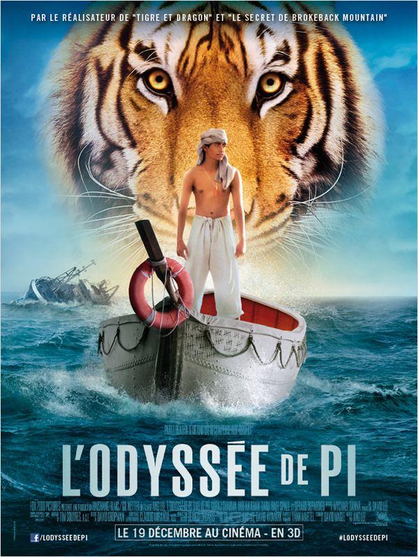 L'Odyssée de Pi ddl