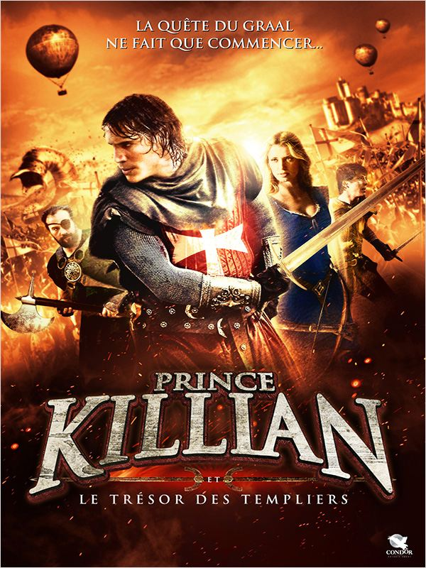 Prince Killian et le Trésor des Templiers [FRENCH] [DVDRiP] [MP4]