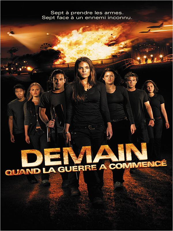 Demain, quand la guerre a commenc [TRUEFRENCH][BDRIP]