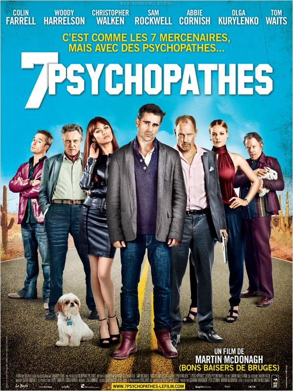 [MULTI] 7 Psychopathes [DVDRiP] [MP4]