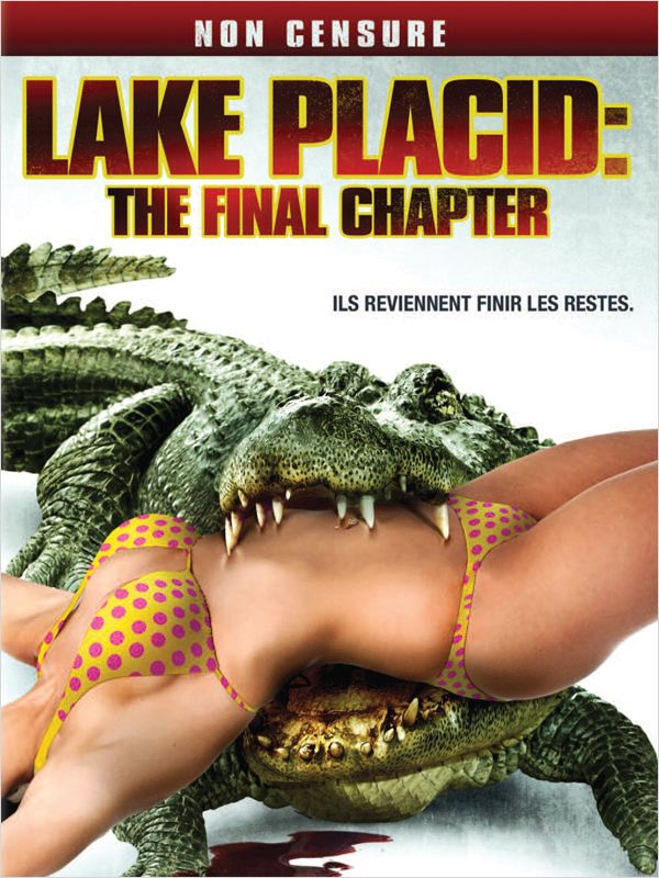 Lake Placid: The Final Chapter [DVDR|NTSC] [MULTI]