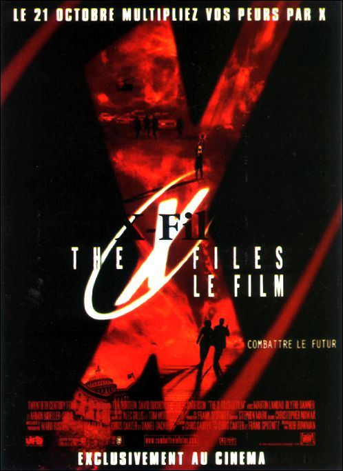 The X Files, le film (Combattre le futur) [DVDRIP - FRENCH] [AC3] [US][FS]