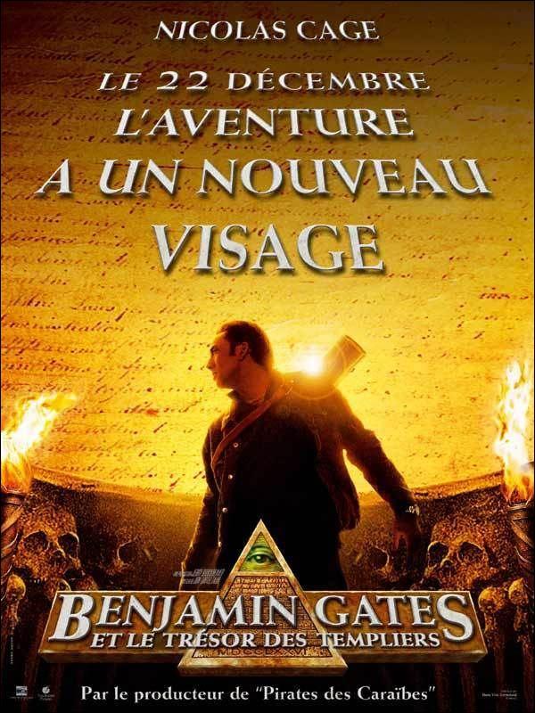 Benjamin Gates et le Trésor des Templiers [DVDRIP-FR] [FS]