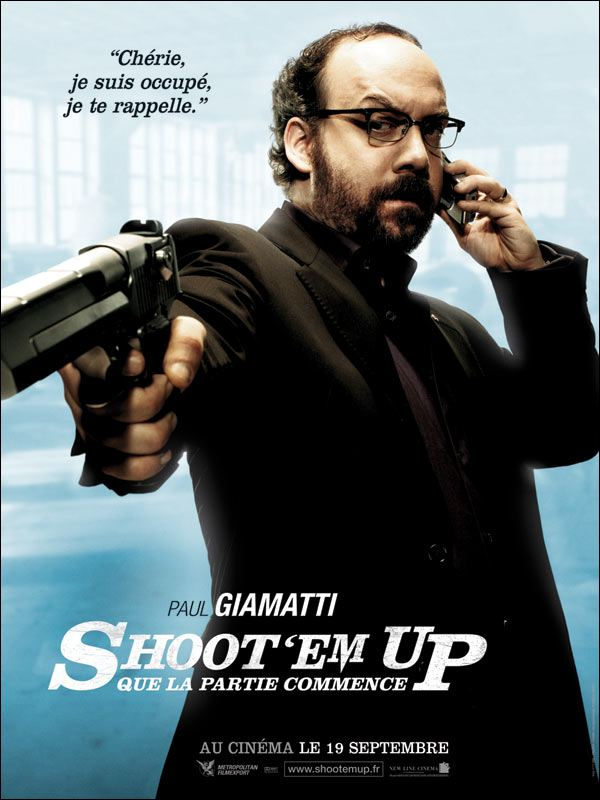 Shoot'Em Up [TRUEFRENCH] [AC3] [DVDRIP] [FS] [US]