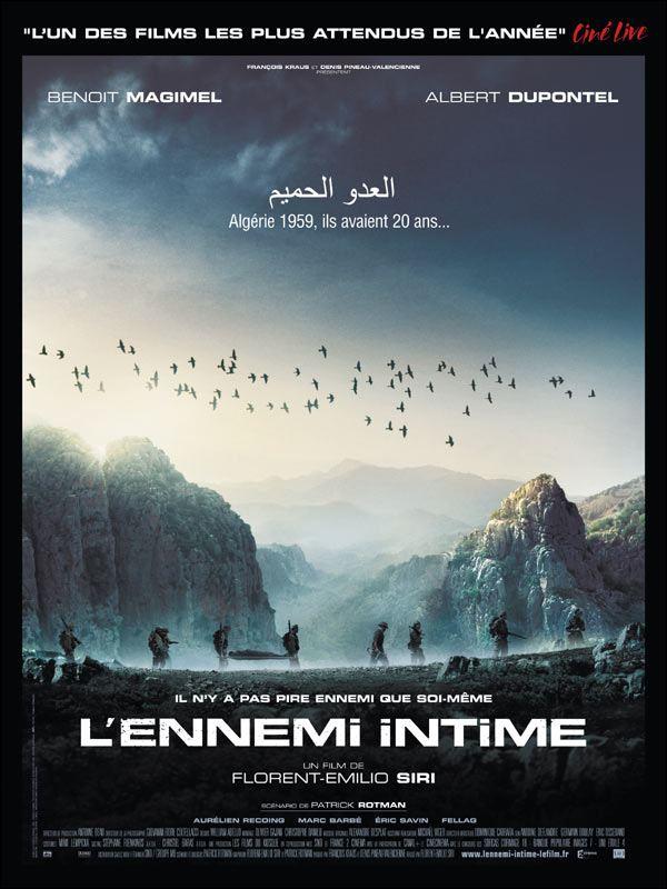 L'Ennemi intime [DVDRIP-FR] [HF]