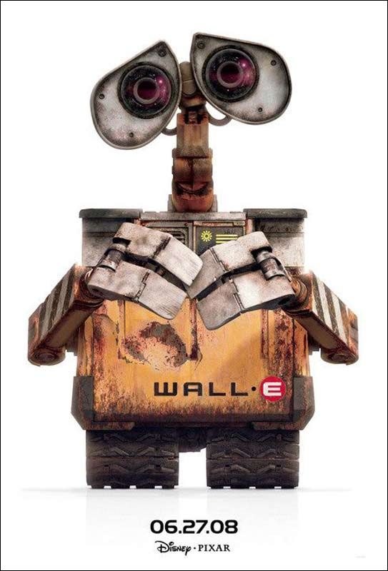 Wall E [DVDRIP/XVID - TRUEFRENCH] [FS]