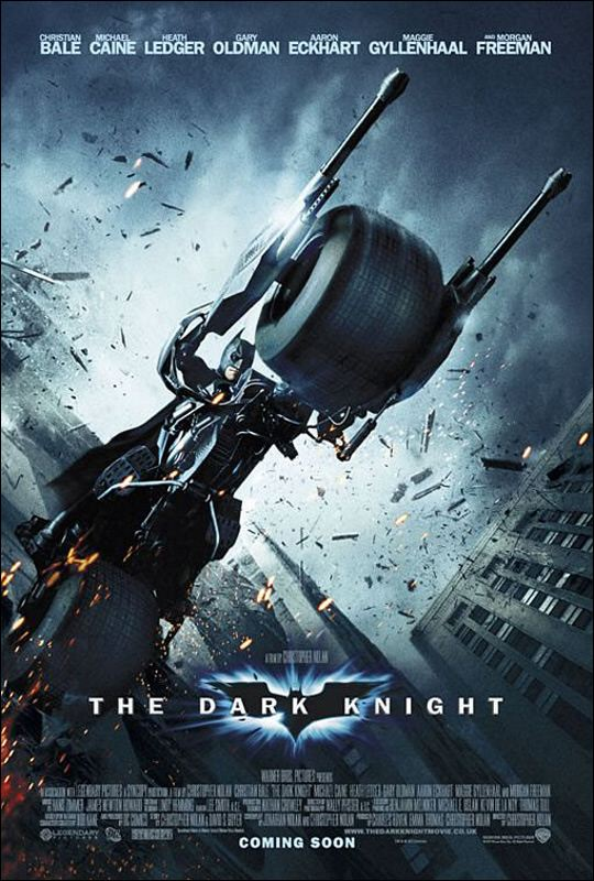 The Dark Knight (Le Chevalier Noir) [BRRIP - TRUEFRENCH] [AC3] [FS]