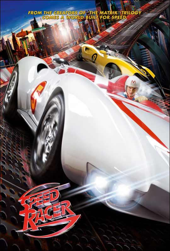Speed Racer [DVDRIP-FR] [HF]