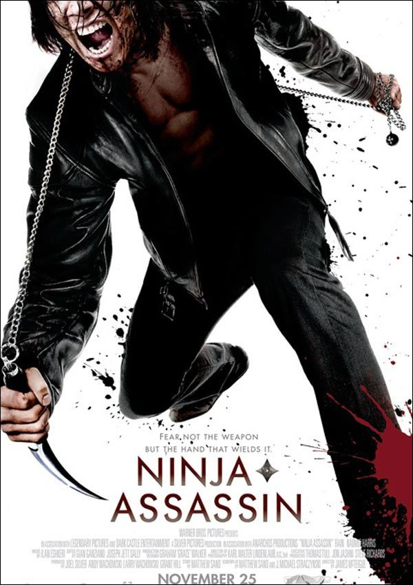 Ninja Assasin [DVDRIP] [FRENCH] AC3 [FS]