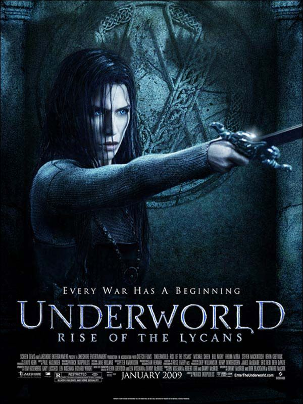 Underworld 3 : Le Soulèvement Des Lycans (2009) [DVDRIP - TRUEFRENCH] [AC3] [US][FS]