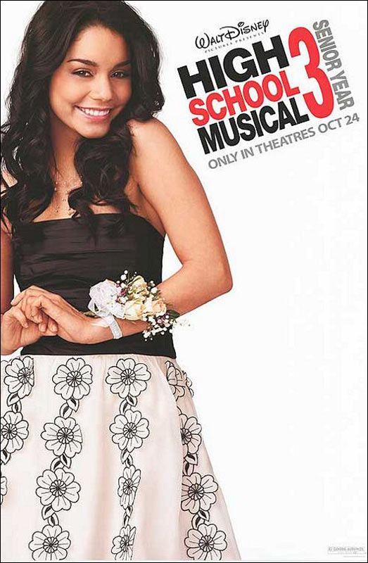 High School Musical 3 : nos années lycée [DVDRIP-FR] [HF]