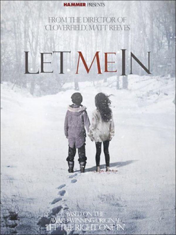 Laisse-moi entrer (Let Me In) [BDDRIP - FRENCH] [FS]