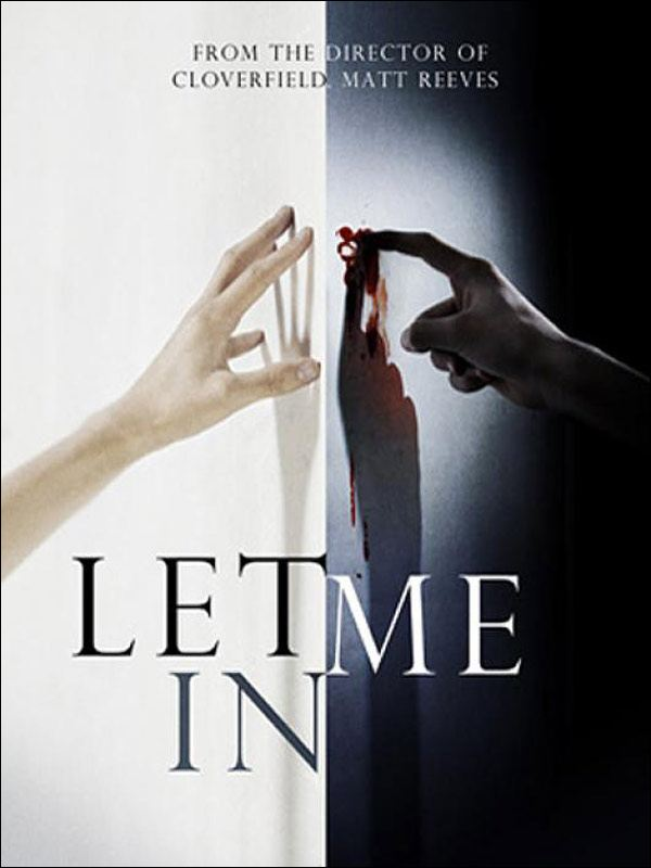 Laisse-moi entrer (Let Me In) [DVDRIP - FRENCH] [HT] [1CD]