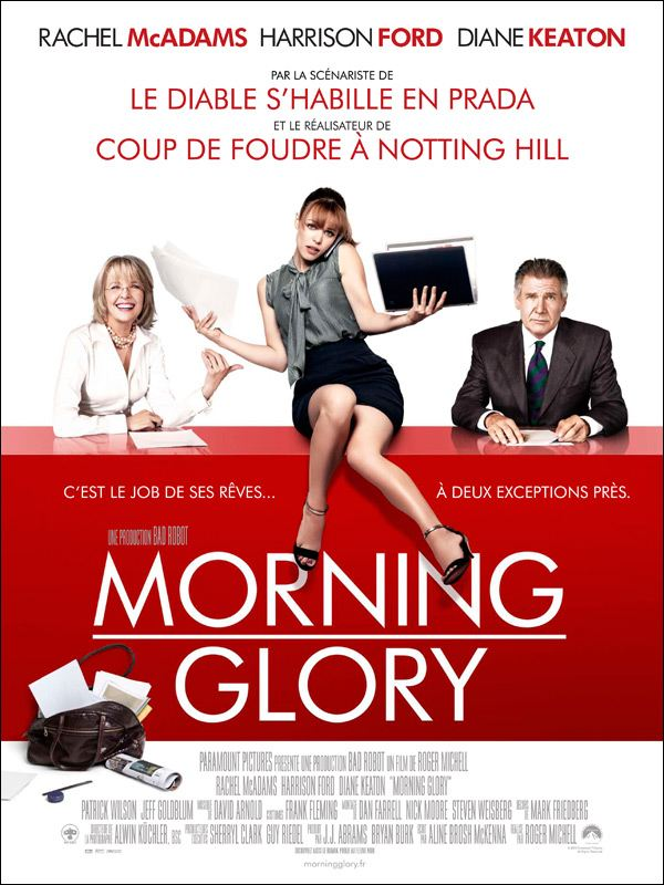 Morning Glory 2011 [DVDRIP/XviD - VOSTFR] [FS]