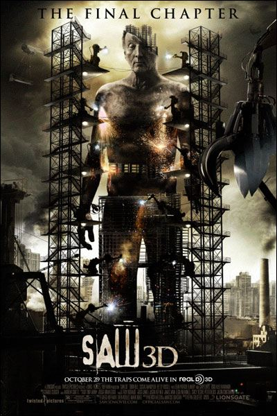 Saw 3D 2010 [TRUEFRENCH|DVDRiP] (Exclue) [UD]