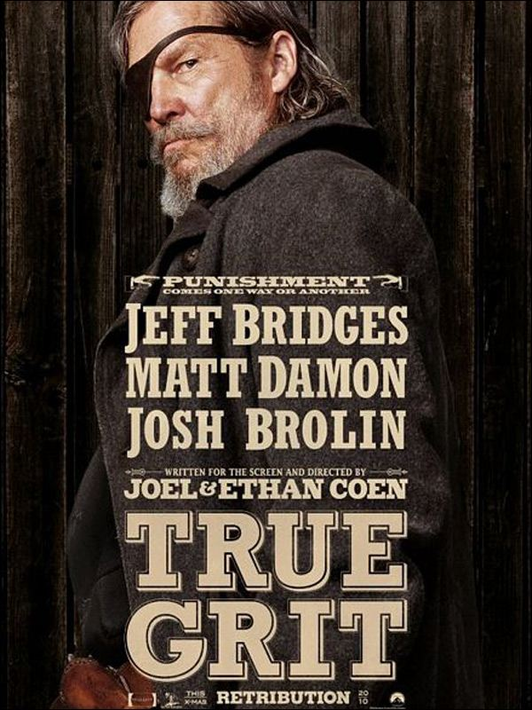 [1 Lien HF] True Grit 2011 |FRENCH| [DVDSCR] [LD] REPACK