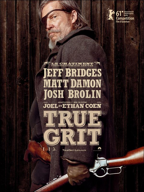 [Exclue] True Grit [BDRIP - FRENCH][1CD] & [2CD][FS] [US]