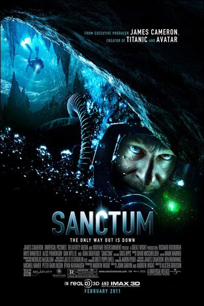 Sanctum (2011) [DVDRIP - FRENCH][AC3][FS][US]
