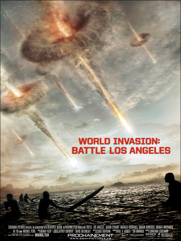World Invasion : Battle Los Angeles (2011) [BRRIP - VOSTFR] [FS][US]