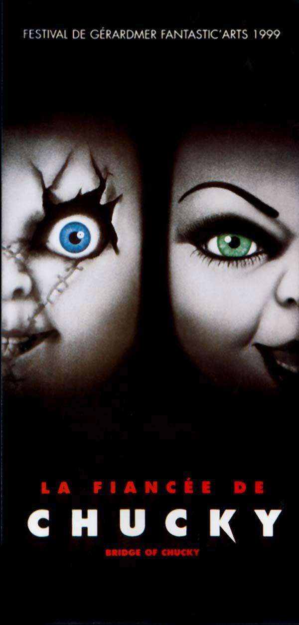 [MULTI] La Fianc�e de Chucky [DVDRiP]