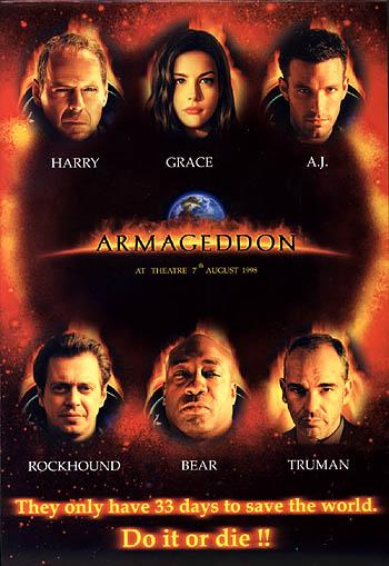 Armageddon [DVDRIP] [TRUEFRENCH] AC3 [FS]