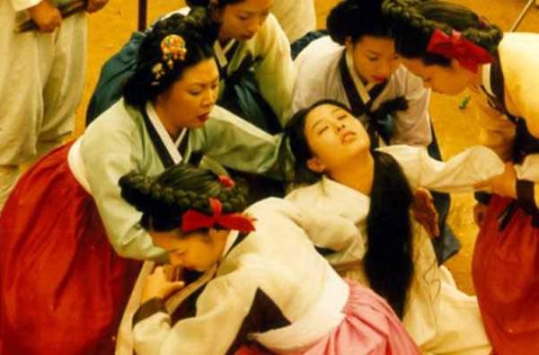 Le Chant de la fidele Chunhyang