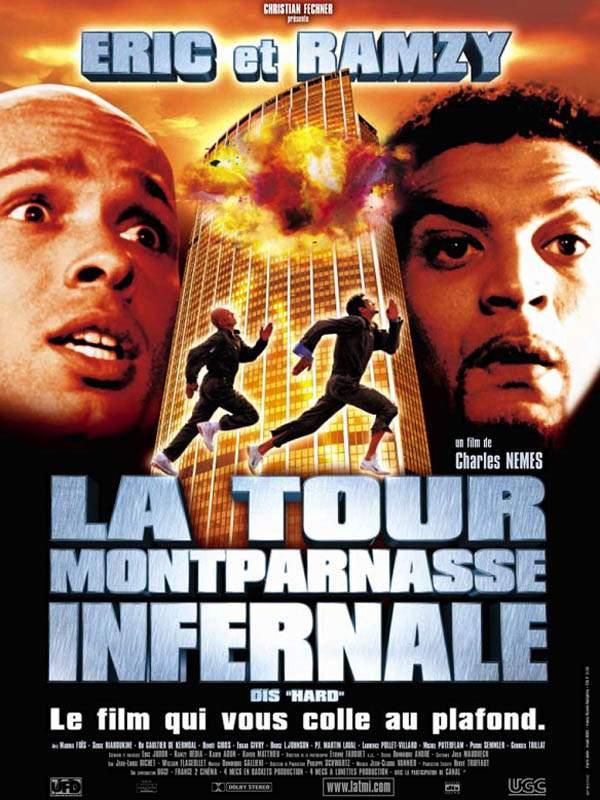 La Tour Montparnasse infernale  | DVDRiP | FRENCH | UL