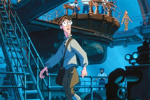 Atlantida de Disney Atlantis6