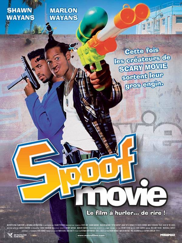 Spoof movie [DVDRIP | FRENCH] [FS] [US]