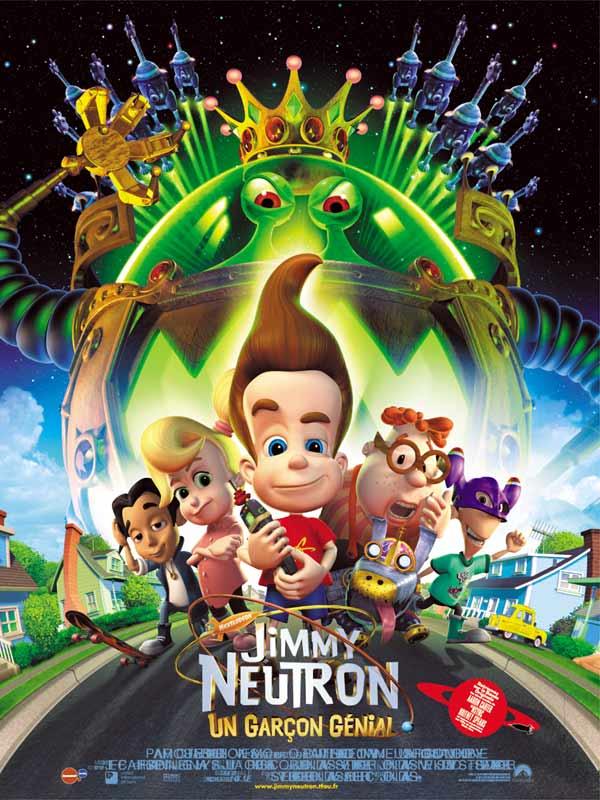 [FS] Jimmy Neutron : un garçon génial[DVDRiP-FR]