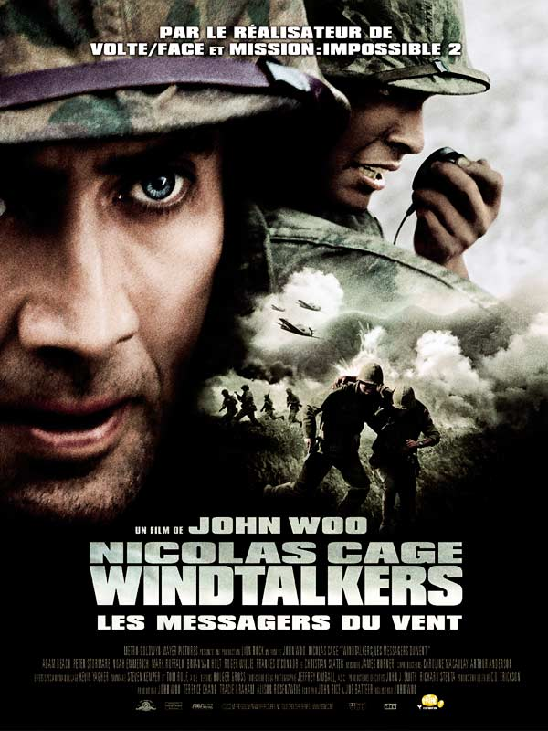 Windtalkers, les messagers du vent af