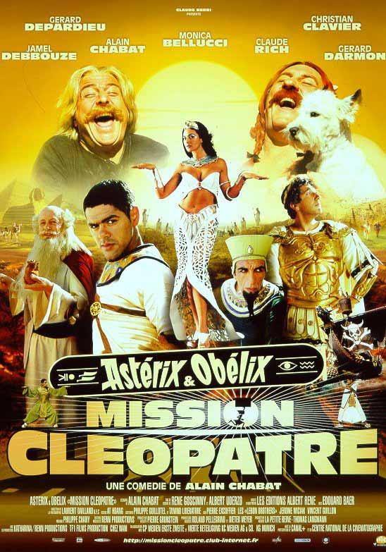 Astérix et Obélix : Mission Cléopâtre