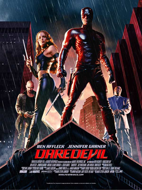 [MULTI] [DVDRiP] Daredevil