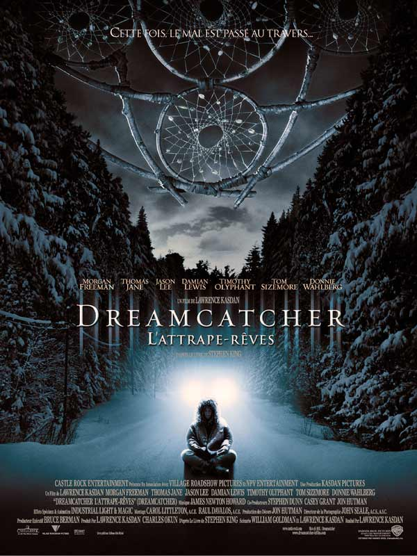 Dreamcatcher, l'attrape-rêves affiche
