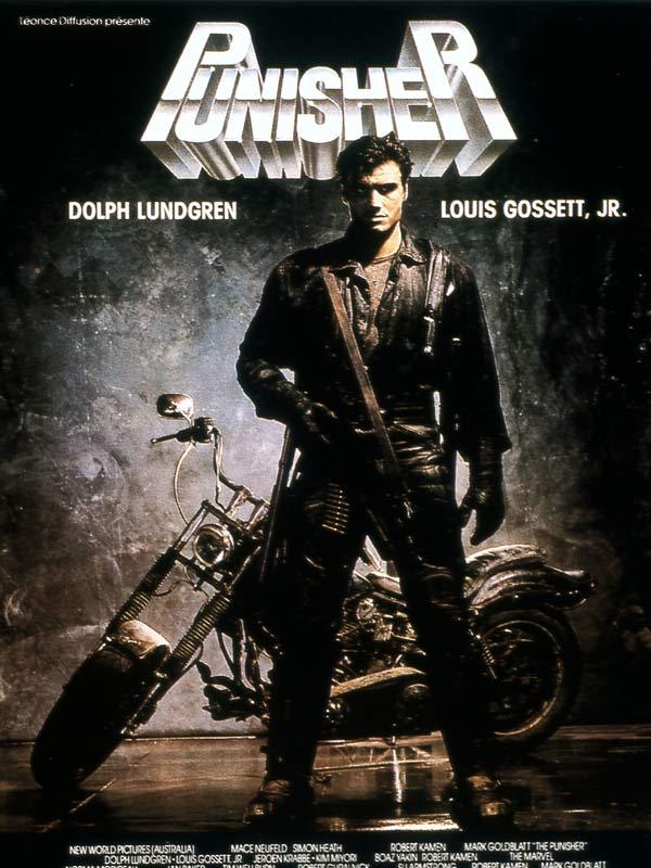 Punisher affiche