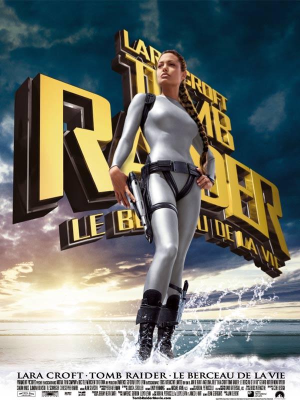 Tomb Raider : Le berceau de la vie affiche
