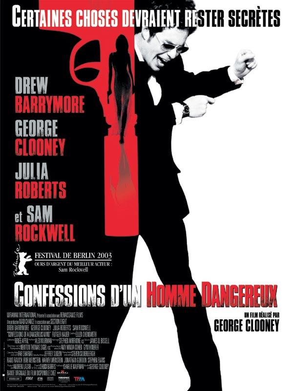 Confessions d'un homme dangereux | Multi | DVDRiP | Lien Rapide