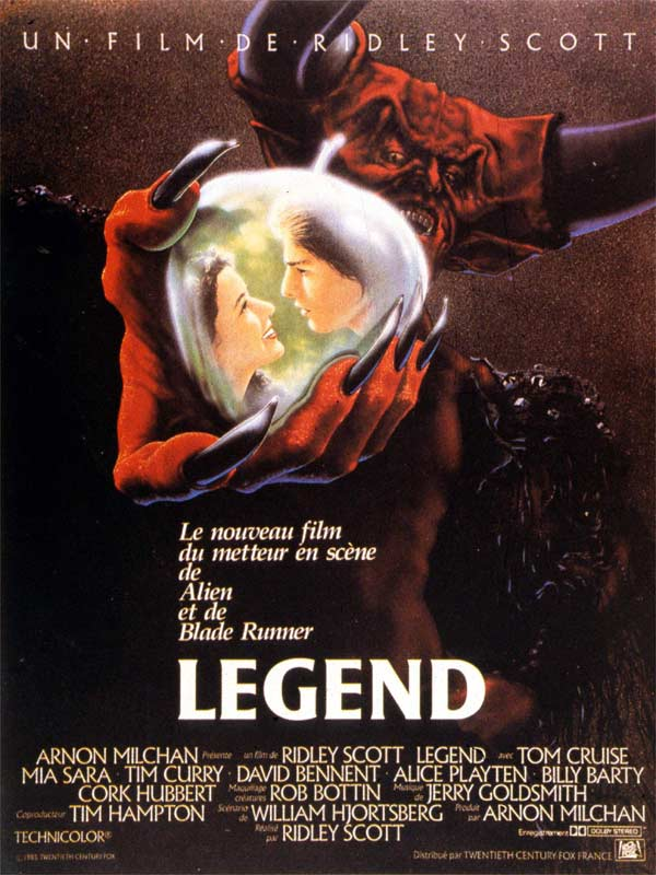 Legend  | DVDRiP | FRENCH | UL | DF