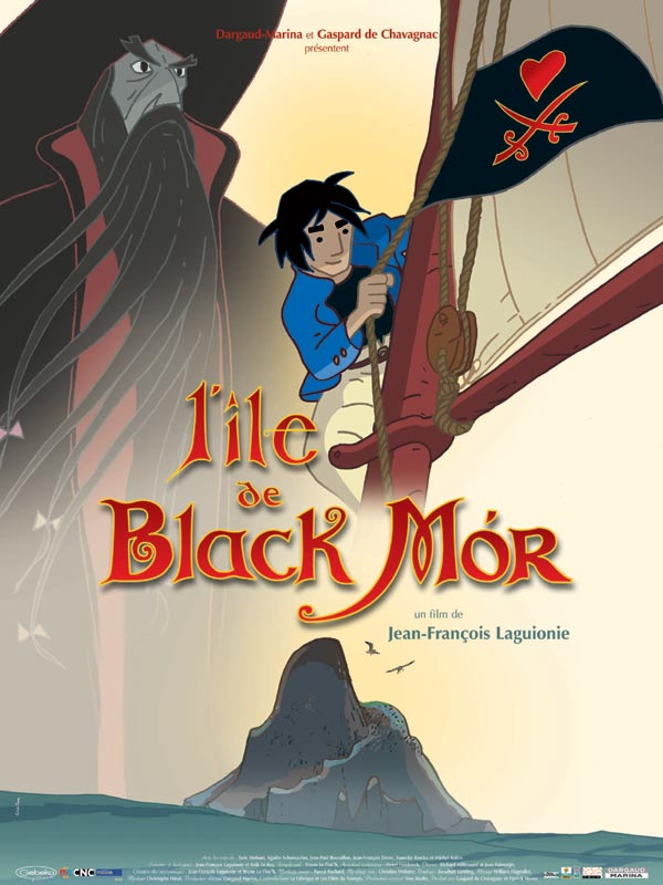 L'Ile De Black Mor [FRENCH] [DVDRIP] [MULTI]