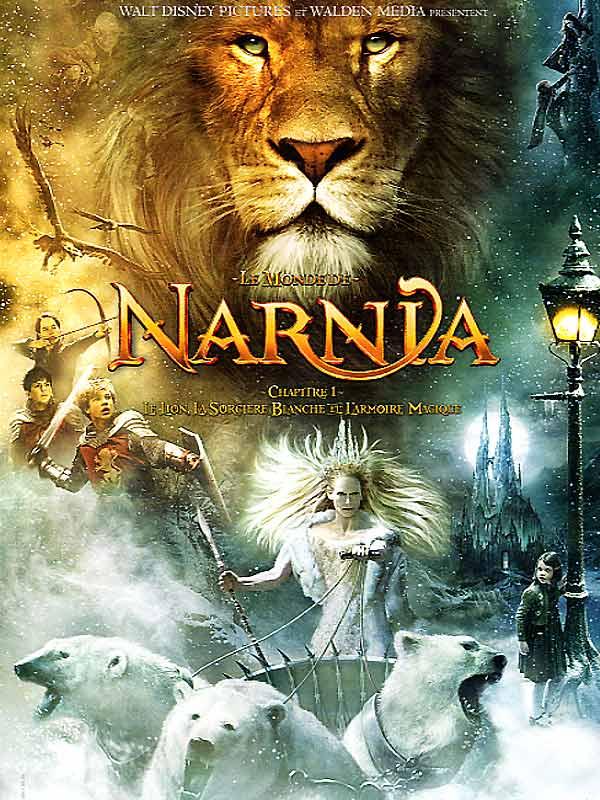 Chapitre 1 - Le lion, la sorcière blanche et l'armoire magique