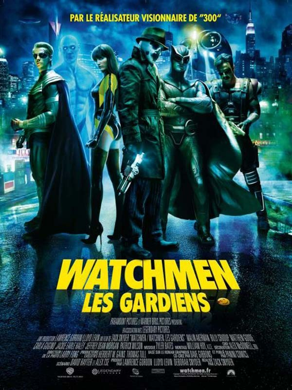 Watchmen - Les Gardiens | Multi | DVDRiP