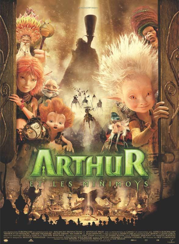 Arthur et les Minimoys 18684533