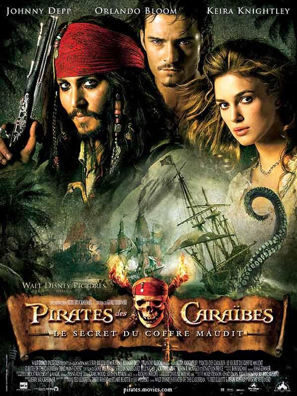 Pirates des Caraïbles : Le secret du coffre maudit 18604499